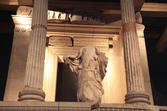 Monumento delle Nereidi