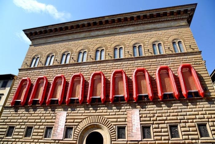 Ai Weiwei | Reframe | Palazzo Strozzi