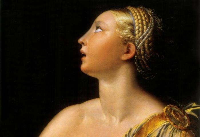 Parmigianino | Lucrezia