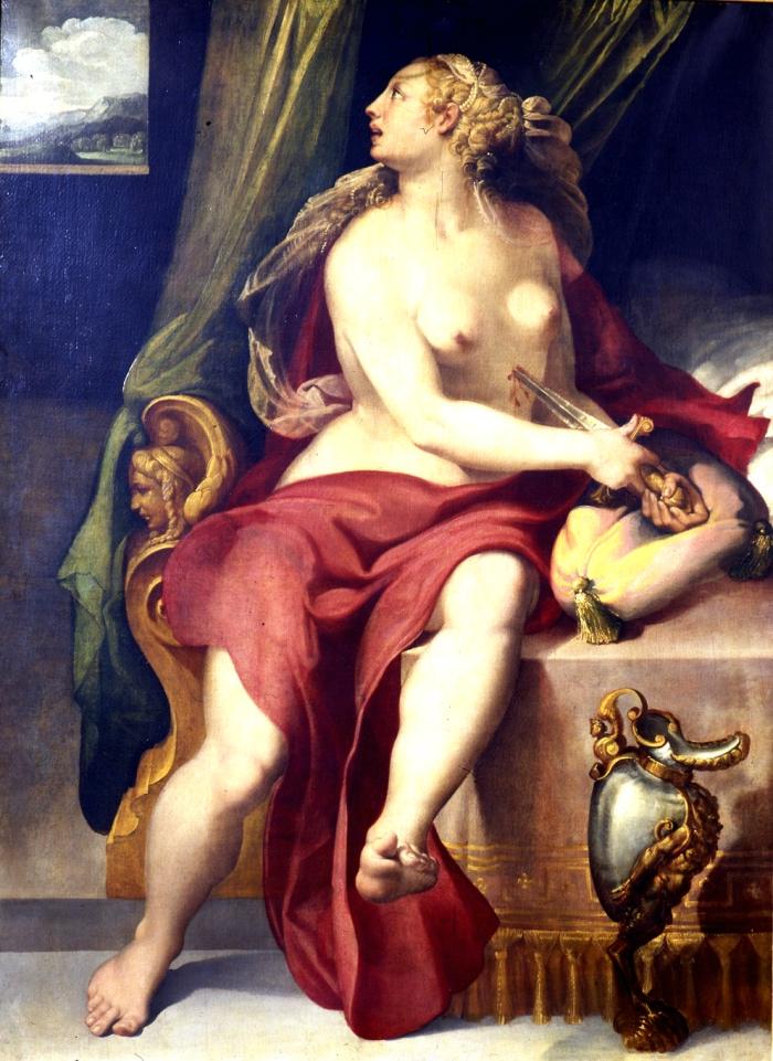Bartolomeo Passerotti | Lucrezia