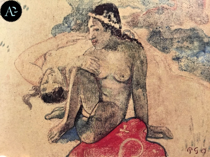 Paul Gauguin | Donne di Tahiti