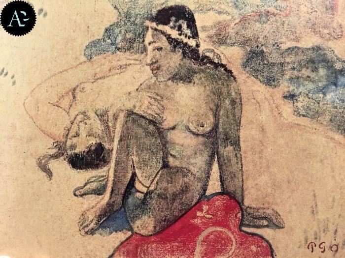 Paul Gauguin | Donne di Tahiti