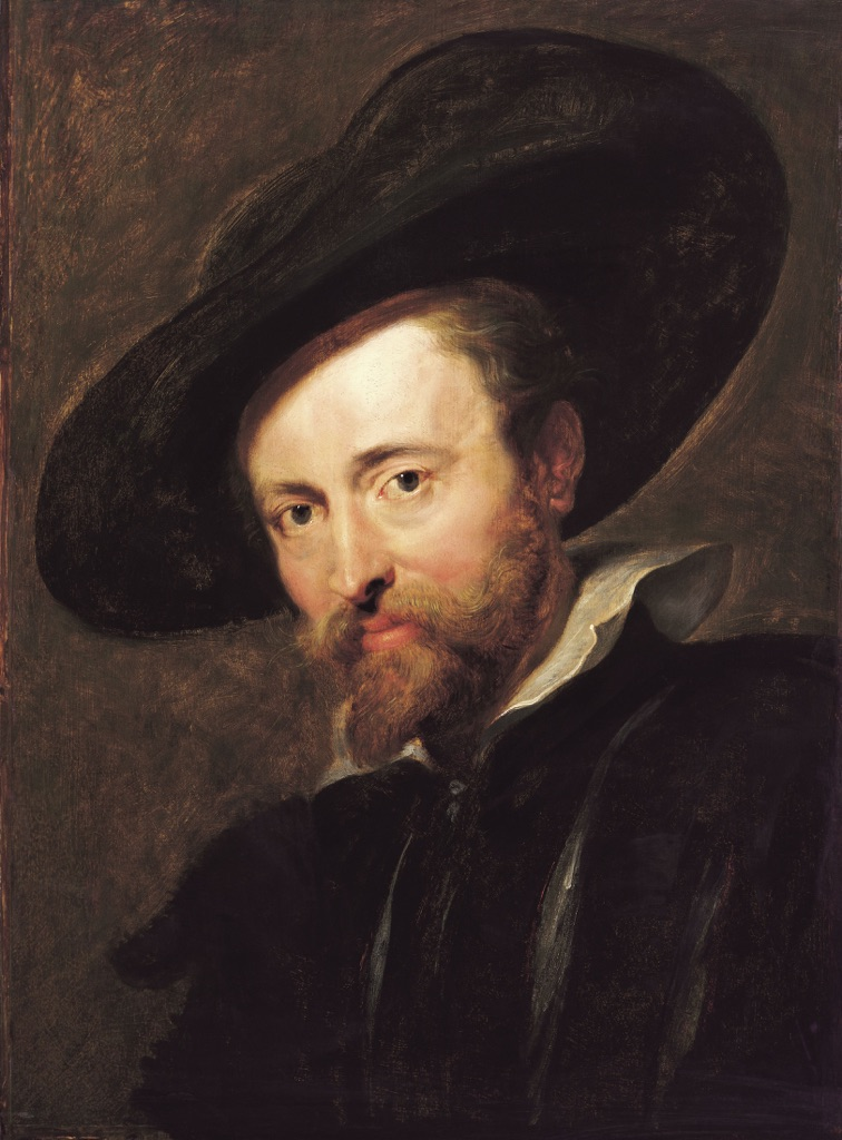 Rubens | autoritratto