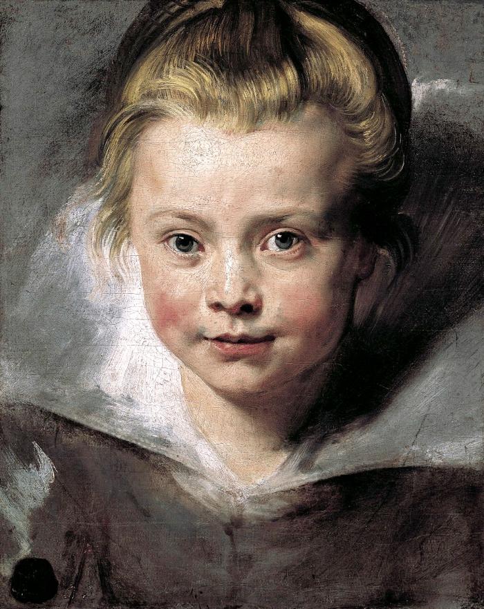 Pieter Paul Rubens | Ritratto di bambina