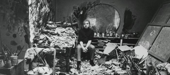 Francis Bacon | studio