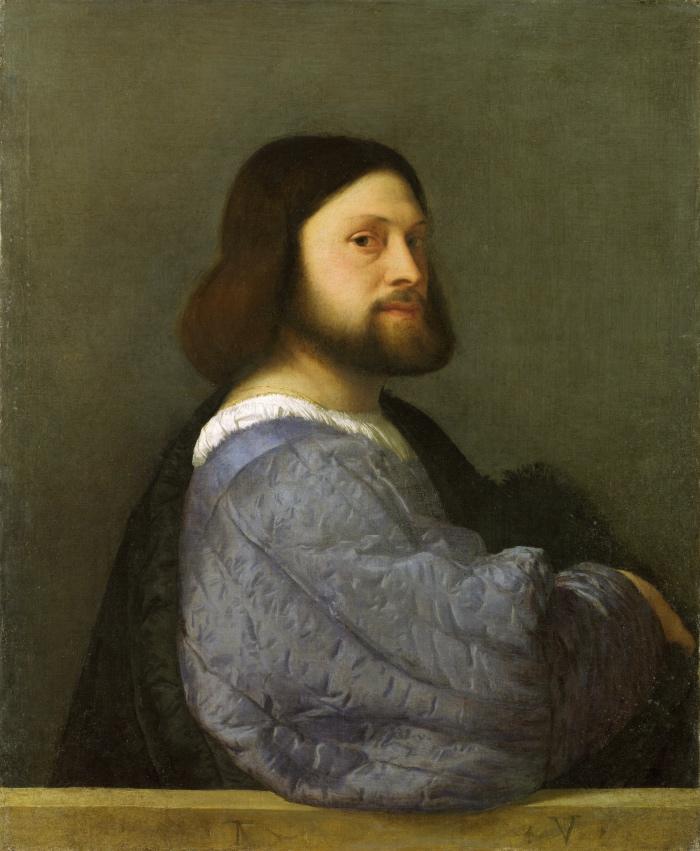 Tiziano Vecellio | Ritratto di Ariosto