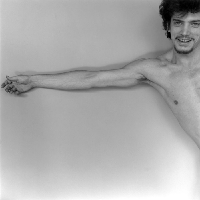 Selfportrait | Robert Mapplethorpe