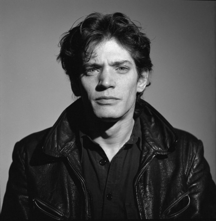 Mapplethorpe | self-portrait