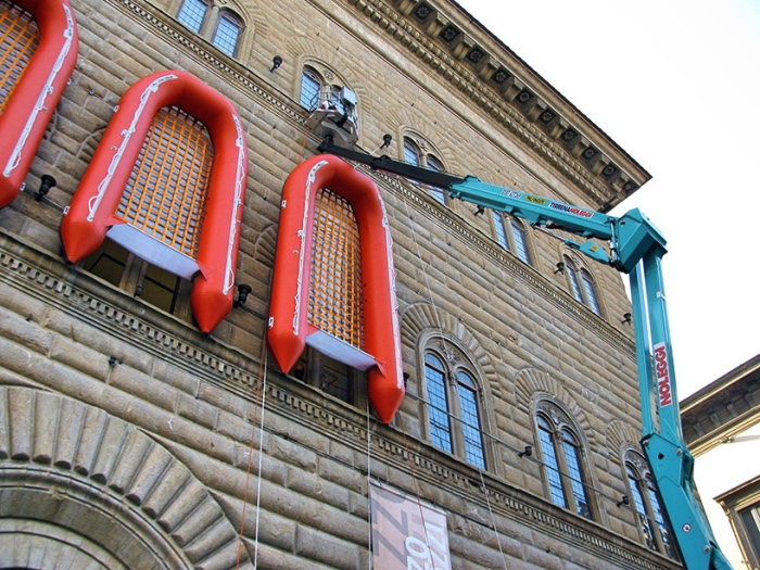 Ai Weiwei | Reframe | Firenze