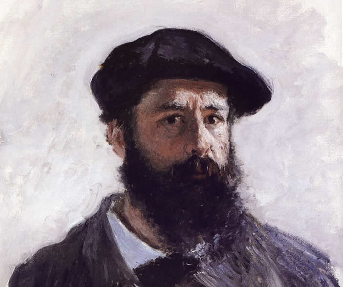 Claude Monet | autoritratto