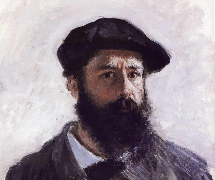 Claude Monet | autoritratto