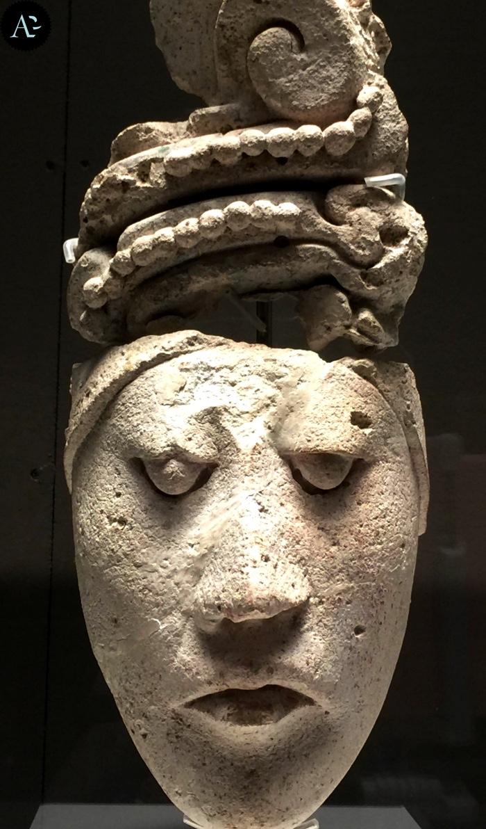 Testa Maya   mostre Verona