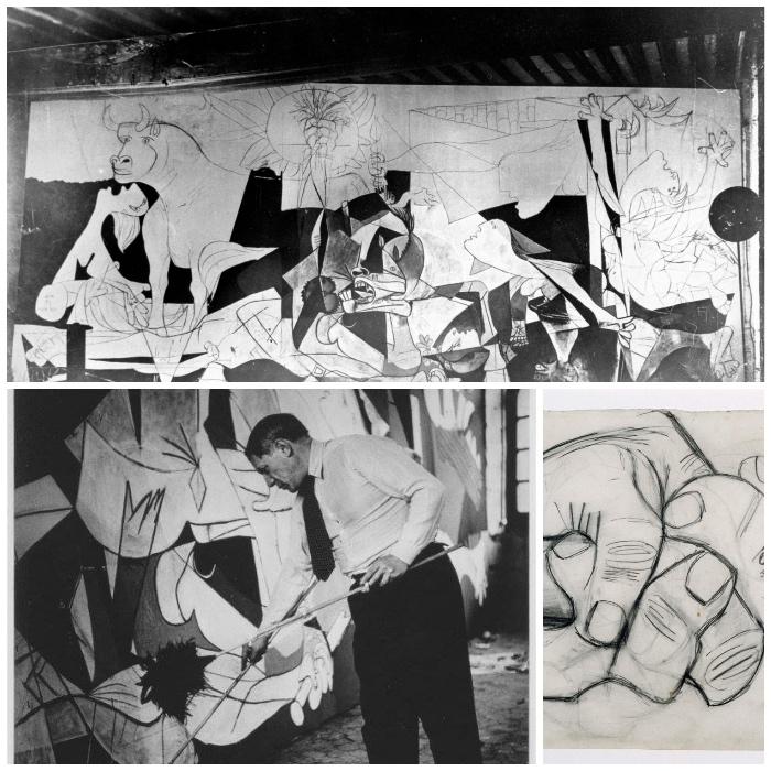 Guernica Picasso | mostre Spagna