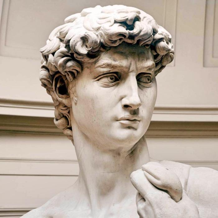 Michelangelo Buonarroti | David