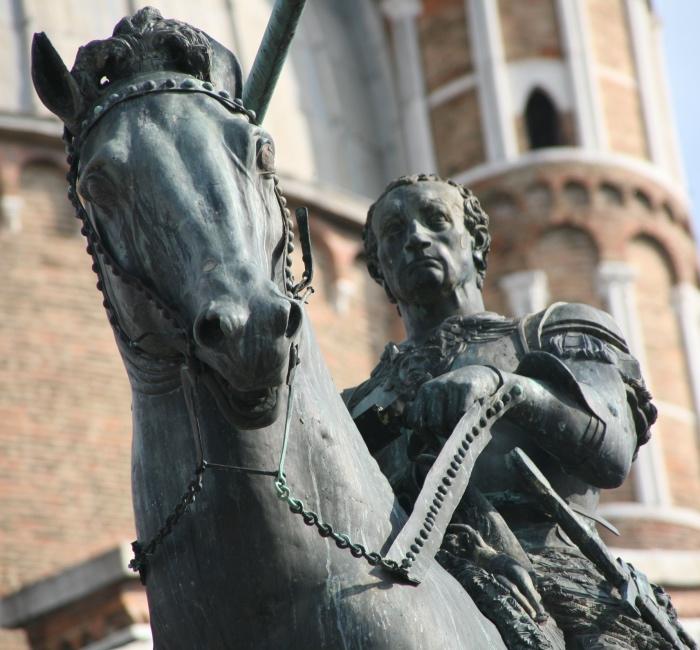 Donatello | Gattamelata | monumenti Padova