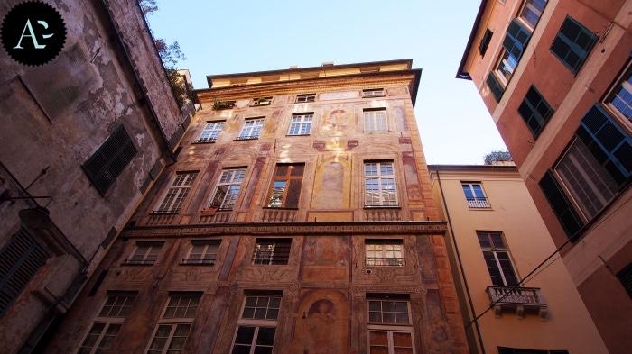 Genova Palazzi dei Rolli