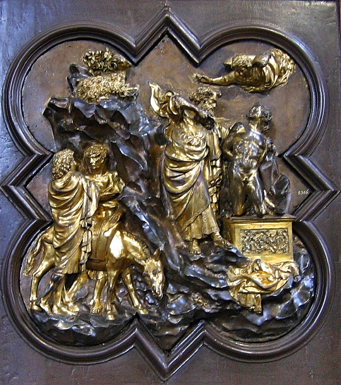 Lorenzo Ghiberti | Battistero di Firenze