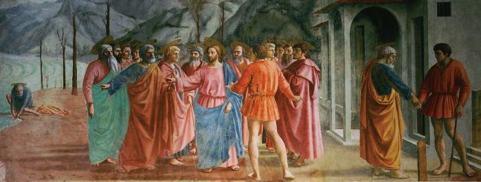 Masaccio | Cappella Brancacci | Firenze