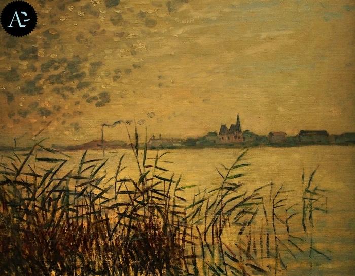 Claude Monet | La Senna ad Argenteuil
