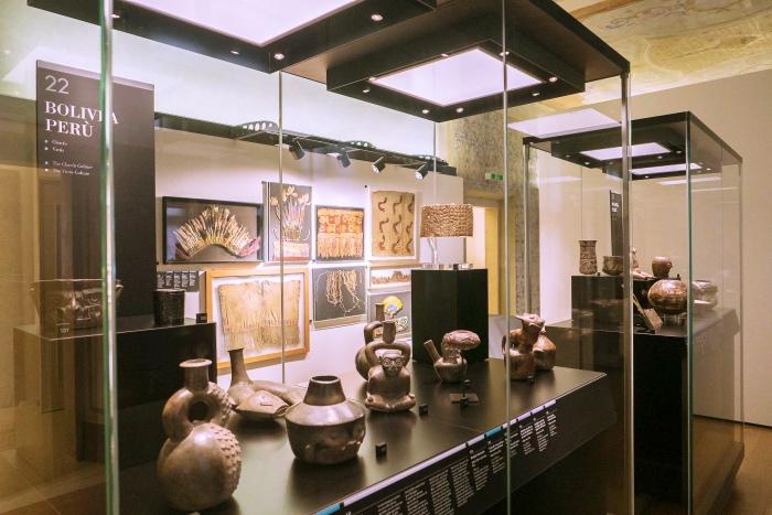 Museo Civico Rovereto | interni
