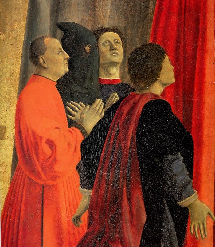 Piero della Francesca | Polittico ella Misericordia