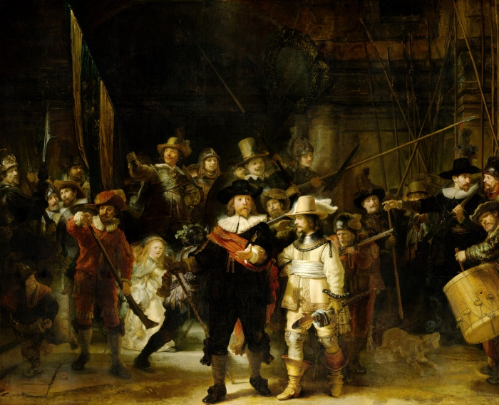 Rembrandt | La Ronda di Notte