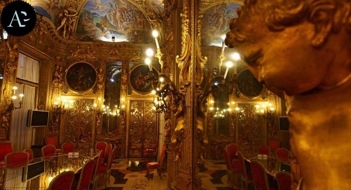 Sala degli Specchi | Rolli Genova