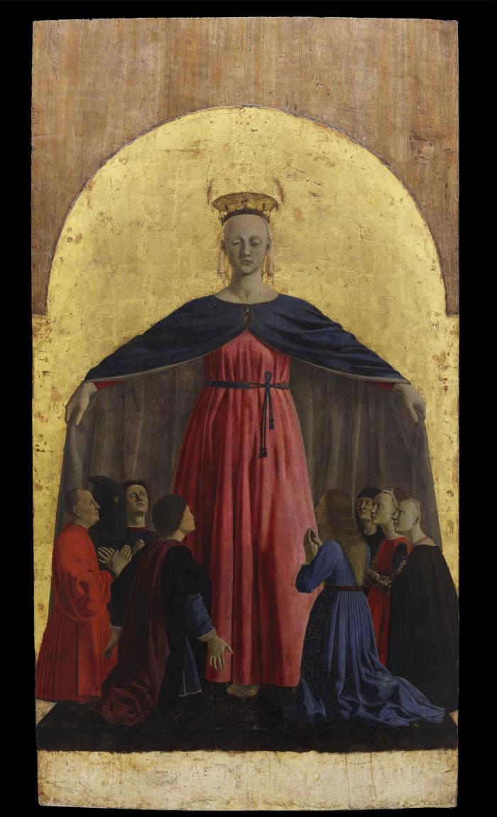 Piero della Francesca | Madonna della Misericordia