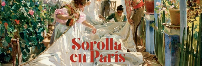 Sorolla Parigi | mostre Spagna