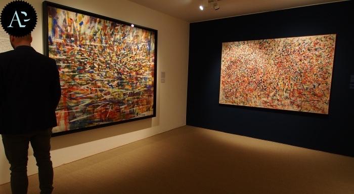 Tancredi Parmeggiani | mostra Venezia