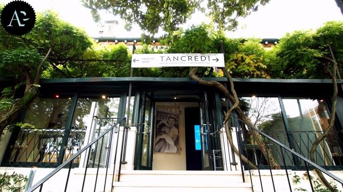 Tancredi Parmeggiani | mostre Venezia