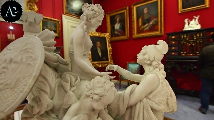 Sale duchessa di Galliera | Palazzo Rosso