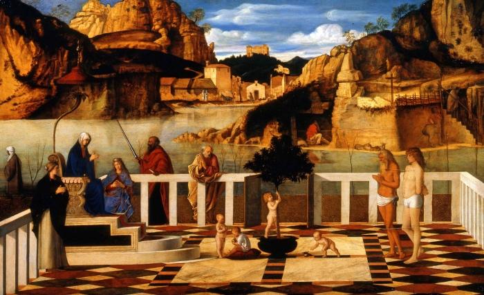 Giovanni bellini | Allegoria | Uffizi