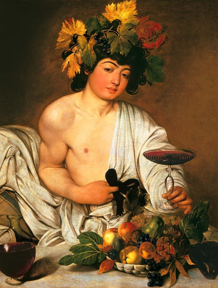 Caravaggio | Bacco