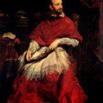 Anton Van Dyck | Ritratto del Cardinale Bentivoglio