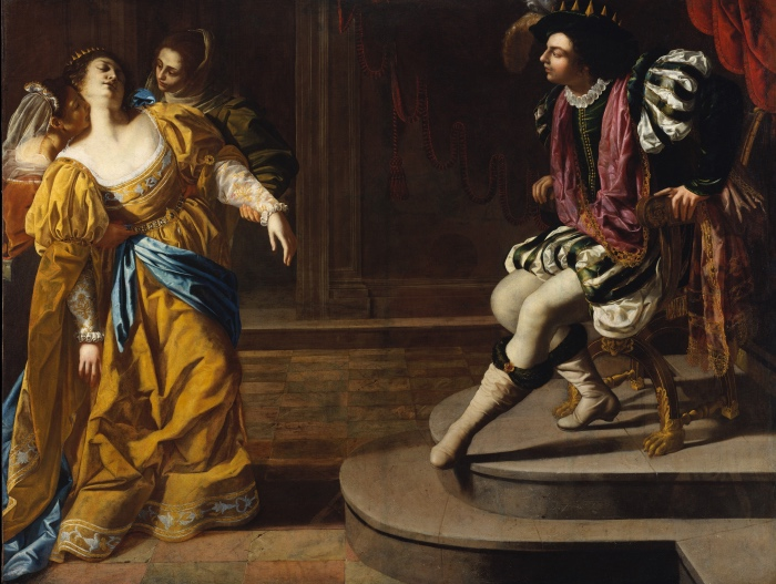 Artemisia Gentileschi | Ester e Assuero