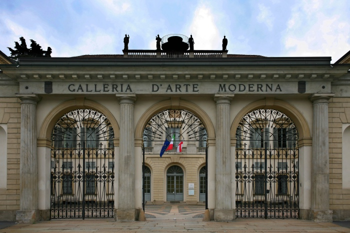Galleria d'Arte Moderna | Musei Milano