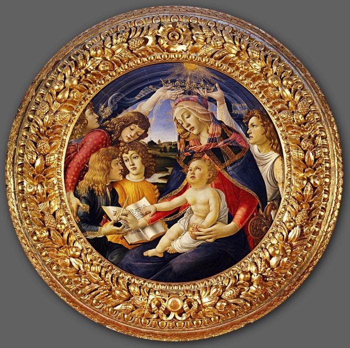 Madonna del Magnificat | Botticelli