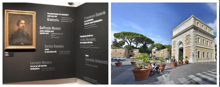 Museo della Repubblica Romana e della memoria garibaldina | Musei Roma