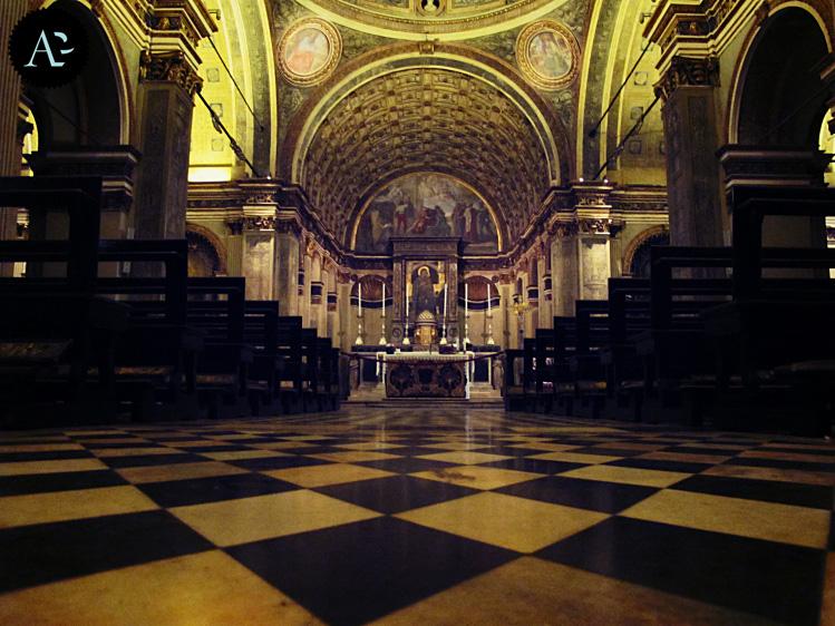 Bramante | Chiesa San Satiro | Milano
