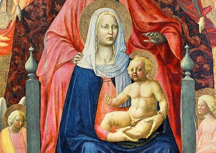Sant'Anna | Masaccio e Masolino