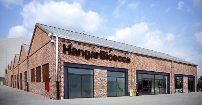 Hangar Bicocca. Image source: Archiportale.com