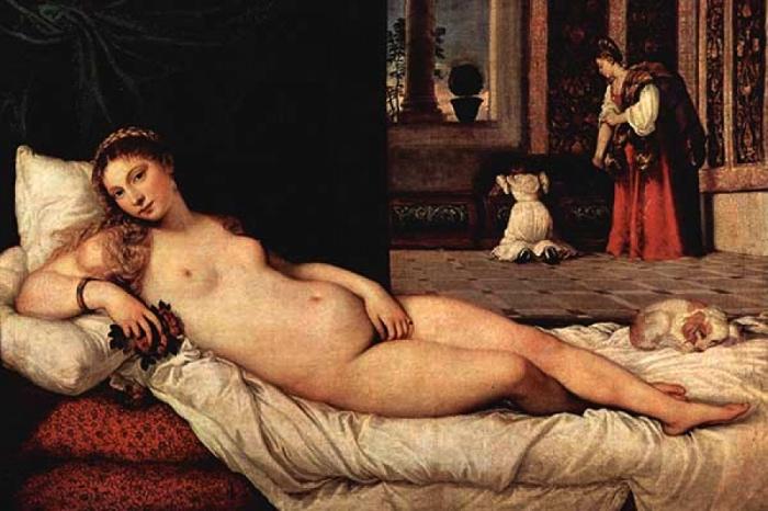 Tiziano | Venere da Urbino