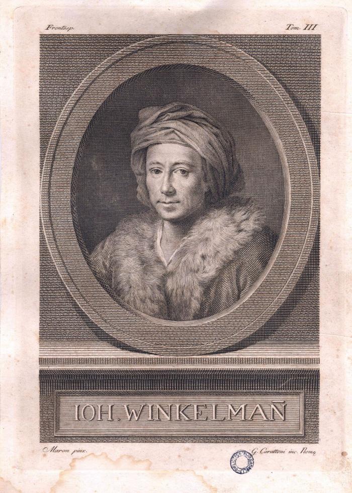 Ritratto di Winckelmann