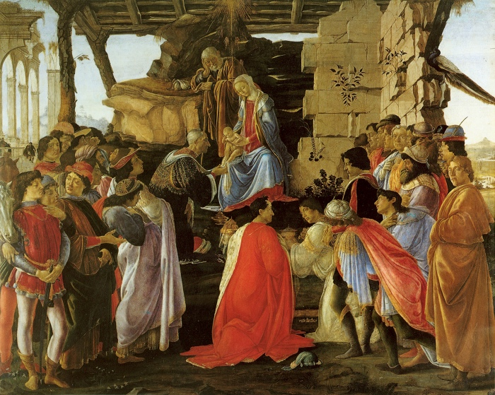 Botticelli | Adorazione dei Magi