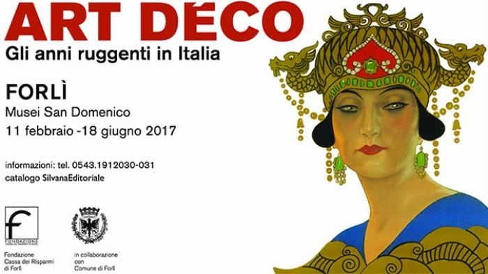 Art deco | Mostre Forli