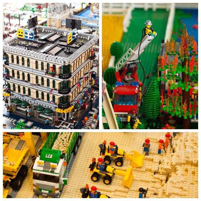 costruzioni lego | mostra Roma