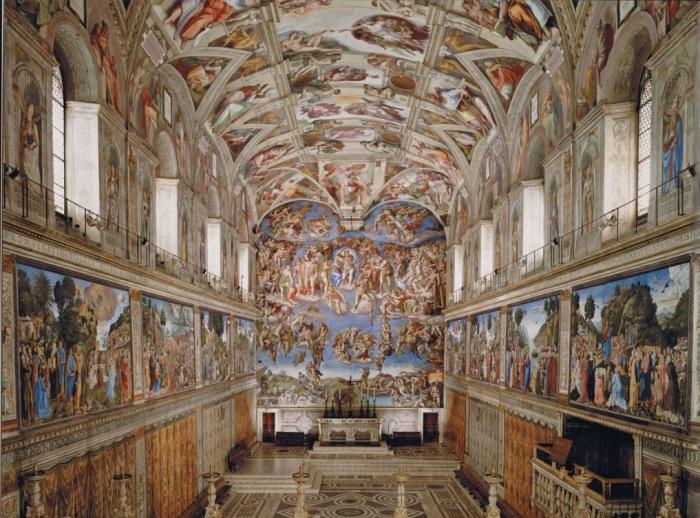 Cappella Sistina | Musei Vaticani