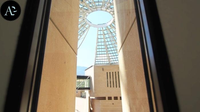 Mart Rovereto | cupola di Vetro