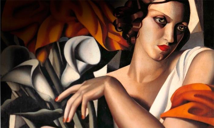 Tamara De Lempicka | Ritratto della Signora Ira P.